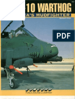 Concord 1037 a-10 Warthog Americas Mud Fighter