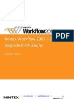 NW2007 to 2010 Upgrade Instructions
