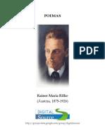Rainer Maria Rilke - Poemas