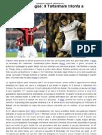 Champions League_ Il Tottenham Trionfa a Milano _ CalcioLine