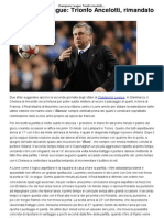 Champions League_ Trionfo Ancelotti Rimandato Mou _ CalcioLine