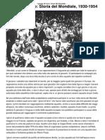 I Gruppi Di Ferro_ Storia Del Mondiale, 1930-1954 _ CalcioLine