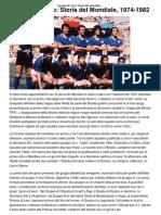 I Gruppi Di Ferro_ Storia Del Mondiale, 1974-1982 _ CalcioLine