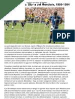 I Gruppi Di Ferro_ Storia Del Mondiale, 1986-1994 _ CalcioLine