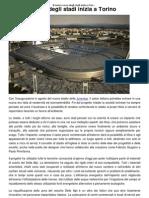 Il Nuovo Corso Degli Stadi Inizia a Torino _ CalcioLine