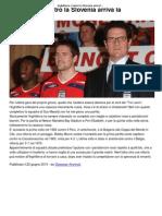 a Contro La Slovenia Arriva La Scaramanzia _ CalcioLine