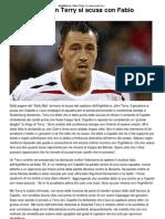 a John Terry Si Scusa Con Fabio Capello _ CalcioLine