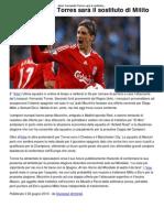 Inter_ Fernando Torres sarà il sostituto di Milito _ CalcioLine