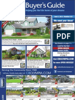 Coldwell Banker Olympia Real Estate Buyers Guide June 2nd 2012