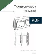 Transformador trifásico