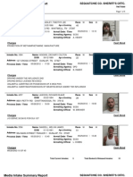 Sequatchie County Arrests From 05-23-2012 to 05-29-2012