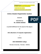 Student Course Registration System Use Case Students
