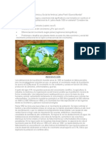 """Historia Económica y Social de América Latina Post-II Guerra Mundial"