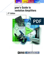 A Designer Guide to Instrumentation Amplifiers 2nd Edition