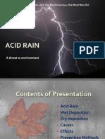 Acid Rain Final