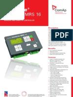 IL MRS11 16 Datasheet