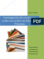 Curriculum Oculto