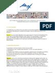 UNAF Questionnaire Masque