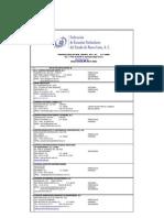 1. Directorio Fep Pagina Web 2011-2012