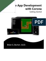 Mobile App Development With Corona -Sample