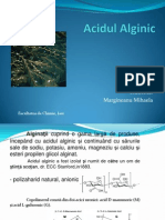 Acidul Alginic