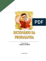 Dicionario Da Propaganda