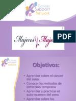 Mujeres X Mujeres
