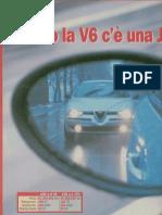 Alfa Romeo 156 V6 e 2.4 JTD