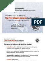 Licitaciones_CentralAmericaDataCOM