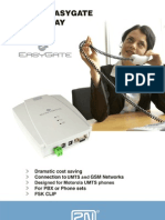 3G EasyGate User Manual 103