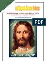 DÍA A DÍA CON EL SAGRADO CORAZON DE JESUS | ALIANZA DE AMOR