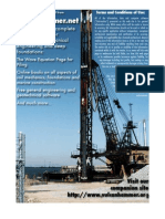 FHWA-GEC-8 - Design and Construction of Continuous Flight Auger Cast Piles