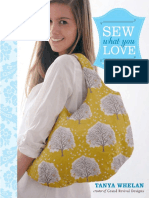 I Love You Necktie Project From Sew What You Love by Tanya Whelan