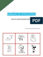 BARAJA DE EMOCIONES