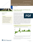 Weekly Economic Commentary 5-31-12