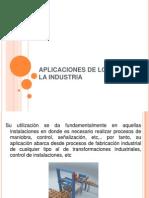Aplicaciones de Los Plc en La Industria