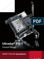 Brand+Ultradur Range+Chart Ultradur+PBT English