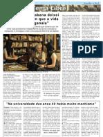Entrevista Antía Cal Entrepontes El  País de los Estudiantes 2012