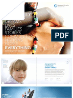 "NCF ""Generosity Changes Everything"" 2012 Ministry Report"