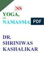 Stress Yoga Namasmaran Dr. Shriniwas Kashalikar (1)