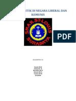 31149546 Sistem Politik Di Negara Liberal Dan Komunis