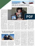 Entrevista Chus Lago Entrepontes El País de los Estudiantes 2012