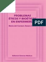 Problemas Eticos y Bioeticos en Enfermeria