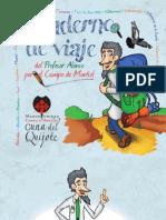 Cuaderno de Viaje del profesor Alonso por el Campo Montiel