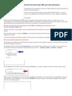 .NET - Criando Documentação XML para suas aplicações