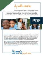 Children's Law Center Overview