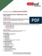 Revit Architecture 2012 Collaboration Tools