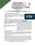 INVITACION PUBLICA 05 2012 ASEO