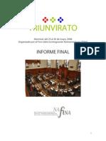 Informe Final 2008