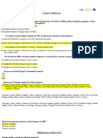 Casos práticos IX - Outros Ramos Direito 3º - 2ª ficha - corrigida
